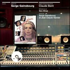 Serge Gainsbourg: Sex-Shop/Je Vous Aime (New/Sealed Digipack CD)