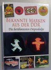 Marques connues de la RDA ~ les plus célèbres ostprodukte GDR-Products
