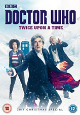 Doctor Who Xmas Spec 2017 Twice Upon A Time DVD NEW