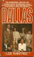 DALLAS - Lee Raintree - 1980s TV-TIE IN - LARRY HAGMAN, LINDA GRAY, JIM DAVIS