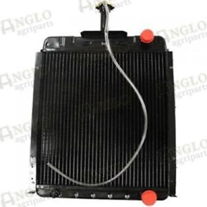 Case International Tractor Radiator 238 248 258 268 288 385 395 484 485 495 584