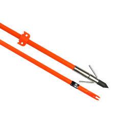 3X Bowfishing Arrows Fish Shooting Hunting Outdoor w/ Broadhead Points