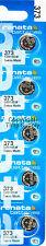5 pc 373 Renata Watch Batteries SR916SW FREE SHIP 0% MERCURY