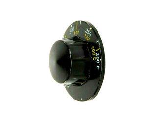 Pitco PP10537 Knob,tstat fits P5047588 Genuine OEM 200-400F/100-200C