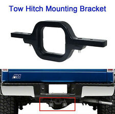 SUV Offroad Picker Dual LED Backup Reverse Work Light Tow Hitch Mounting Bracket