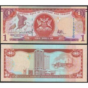 Trinidad and Tobago 1 Dollar 2018 UNC, P-46A