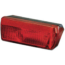 Wesbar Boat Trailer Waterproof Wrap-Around Curbside Tail Light Replacment Lens