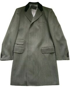 """PAUL SMITH British Collection"""" Long Epsom Coat 100% WOOL  Size  40  50"""