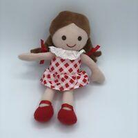 "CVS Prestige 2013 Soft Plush Rudolph Misfit Doll Dolly 8"""