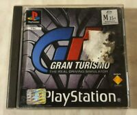 Gran Turismo PS1 PlayStation One 1997 Sony Computer Entertainment [Complete]