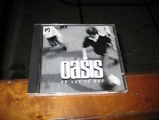 Oasis Go Let it Out (CD) ESK48194