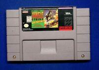 Jungle Strike: The Sequel To Desert Strike (Super Nintendo Entertainment System)