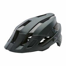 Fox Flux MTB Bike Helmet, Size S/M - Black