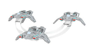 Star Trek Attack Wing Federation Attack Fighter Squadron Expansion Pack
