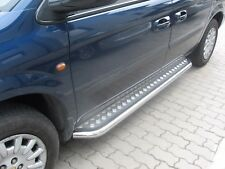 CHRYSLER VOYAGER 2001-2007 MARCHE-PIEDS INOS LA PAIRE
