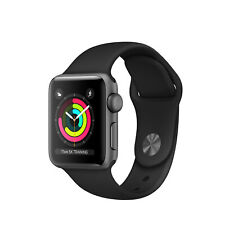 Apple Watch Series 3 GPS 38mm grigio siderale