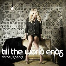 Britney Spears-till the World Ends-CD maxi 2011 - 2 Track