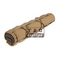 """Emerson 8.66"""" Suppressor Mirage Heat Cover Sleeve Shield Muffle Coyote Brown"""