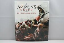 Assassin's Creed: The Essential Guide- Hard Cover Book