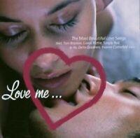 LOVE ME SAMPLER 2 CD MIT TONI BRAXTON REDNEX UVM NEW