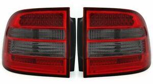 PORSCHE CAYENNE 955 SMOKED LED TAIL LIGHTS 2002-2006 PREFACELIFT MODEL