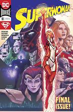 SUPERWOMAN #18 DC COMICS NM
