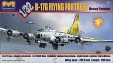 HK Models 1:32 B-17G Flying Fortress Heavy Bomber Plastic Model Kit #01E04