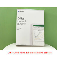 More details for microsoft office home and business 2019 - lifetime - mac or  pc
