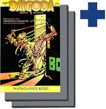 |•.•| DALGODA • Issues 2,3 • «2 Comic Set»