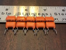 (Lot of 10) New Philips MKT Polyester Capacitors .22uf 100vdc 0.22uf 220nf Hi-Q