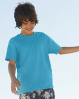 CHILDRENS T-SHIRT, Fruit of the Loom Value Tee 100% Cotton, Boys / Girls SS6B
