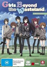Girls Beyond the Wasteland Complete Series (Subtitled Edition) NEW R4 DVD