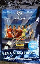 Panini Adrenalyn Champions League 2013/14 Mega Starter Pack   Neu OVP