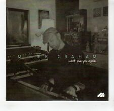 (GR201) Miles Graham, I Can't Love You Again - 2014 CD