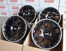 BBS CH-R2 schwarz 4 Felgen 10 + 11,5x21 Zoll CH605 CH606 BMW X5 F15 + X6 F16 + M