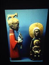 Yoruba Missionary Art- Primitive African Tribal Art 35mm Vintage Slide