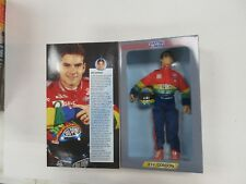 "1997 STARTING LINEUP WINNER'S CIRCLE NASCAR JEFF GORDON 12"" INCH FIGURE SEALED"