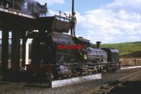 PHOTO  SOUTH AFRICAN RAILWAYS - NG/G16 CLASS 2-6-2 + 2-6-2 GARRATT LOCO NO NG114