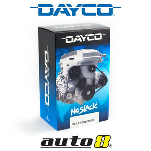 Dayco Automatic Belt Tensioner for Volkswagen Polo 9N 1.4L BBZ 2005-2007