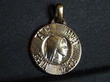 medaille religieuse Ave Maria Gratia Piera  MR 906