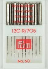 Prym Nähmaschinennadeln Flachkolben 130/705 Stärke 60 silberfarbig 10 St 151541