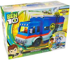 BEN 10 Rustbucket Vehicle Playset Roadtrip Gwen Max Travel Alien-Vator Kids Play