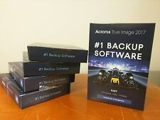Acronis True Image 2017 Full Version 3 computers (PCs or Macs)