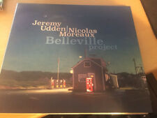 """Jeremy Udden / Nicolas Moreaux """"Belleville Project"""" cd"""