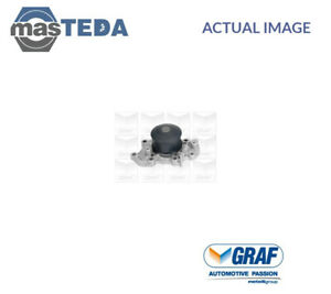 GRAF ENGINE COOLING WATER PUMP PA935 P NEW OE REPLACEMENT