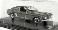 Atlas 1/43 Scale - Ford Capri Mk1 1969-1974 Metallic Grey Diecast Model Car