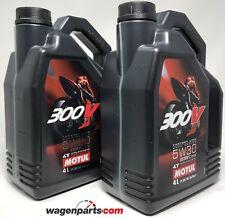 Aceite Motul 300v Factory Line Road Racing 4T 5w30 4 litros
