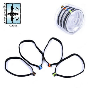 Elastic Fishing Leader Tippet Spool Tender for Coarse, Game and Fly Fishing