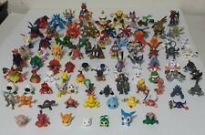 Digimon Mini Figure Large Lot Of 89 Read Description