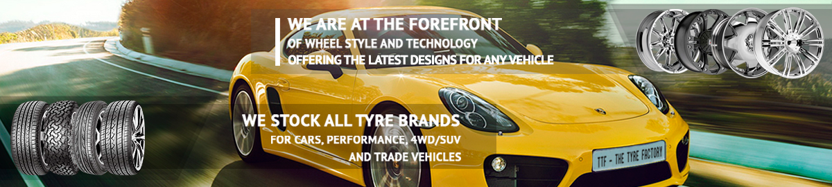 TTF The Tyre Factory Online